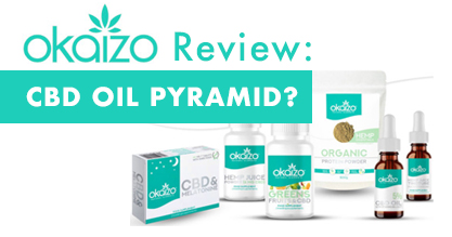 Okaizo Review: CBD oil pyramid scam?